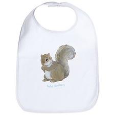 Unique Squirrels Bib