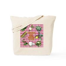 Produce Canvas Shopping Bag Tote Bag