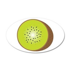 Kiwi Fruit Wall Decal