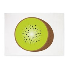 Kiwi Fruit 5'x7'Area Rug