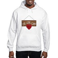 Live Love Camping Hoodie