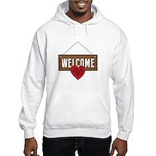 Welcome Board Hoodie