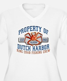 DUTCH HARBOR CRABBING T-Shirt
