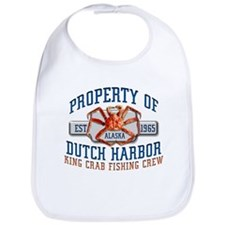 DUTCH HARBOR CRABBING Bib