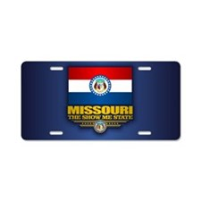 Missouri (v15) Aluminum License Plate