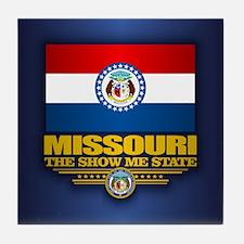 Missouri (v15) Tile Coaster