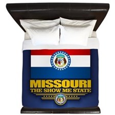 Missouri (v15) King Duvet