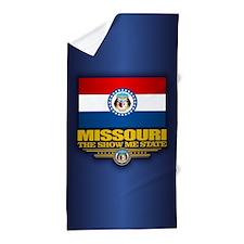 Missouri (v15) Beach Towel