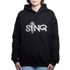 Funny Altos Women's Hooded Sweatshirt