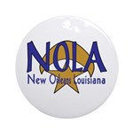 NOLA Ornament (Round)
