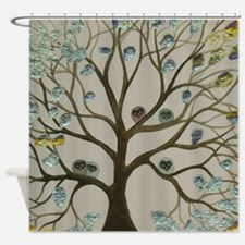 Ontario Owlettes Shower Curtain