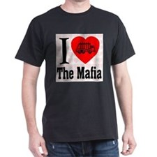 I Love The Mafia Garbage Truc T-Shirt