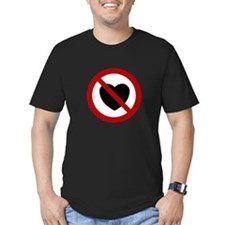 no_heartTRANS T-Shirt