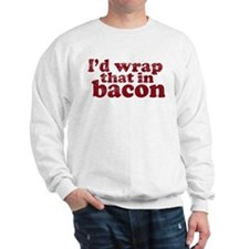 Cute Bacon Sweatshirt