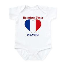 Neveu, Valentine's Day Infant Bodysuit