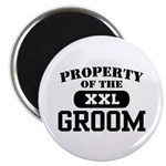 Property of the Groom Magnet