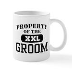 Property of the Groom Mug