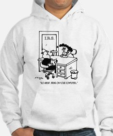 Tax Cartoon 3738 Hoodie