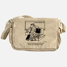 School Cartoon 3202 Messenger Bag