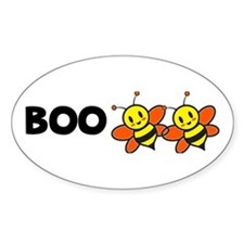 Boo Bees Decal