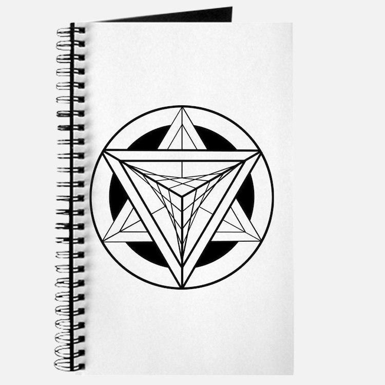 Merkabah Star Tetrahedron Journal