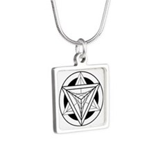 Merkabah Star Tetrahedron Necklaces