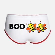 Boo Bees Women's Boy Brief