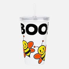 Boo Bees Acrylic Double-wall Tumbler