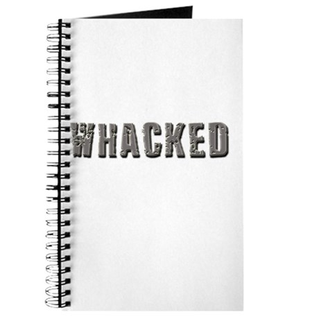 Whacked Journal