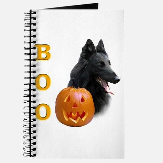 Belgian Sheepdog Boo Journal