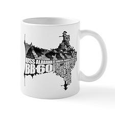 USS Alabama (BB-60) Mugs