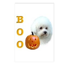 Bichon Boo Postcards (Package of 8)