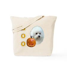 Bichon Boo Tote Bag