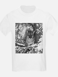 Mountain Lion Hideout T-Shirt