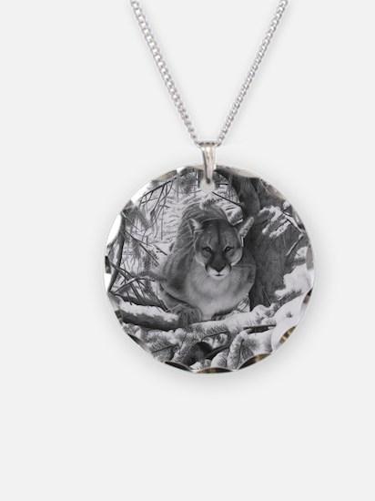 Mountain Lion Hideout Necklace