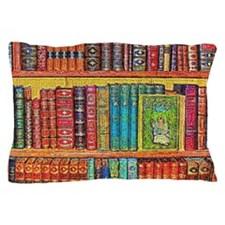 Library Pillow Case