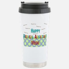 Medical Assistant Week Travel Mug