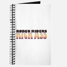 Rodeo Riders Kick Ass Journal