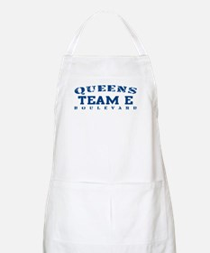 Team E - Queens Blvd BBQ Apron