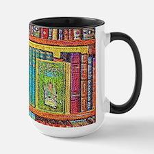 Library Ceramic Mugs