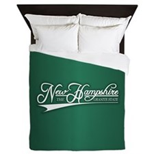 New Hampshire State of Mine Queen Duvet