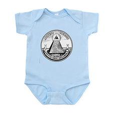 Illuminati Pyramid Body Suit