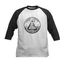 Illuminati Pyramid Baseball Jersey