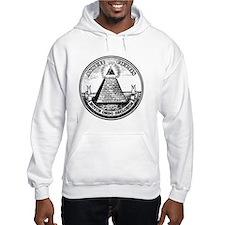 Illuminati Pyramid Hoodie