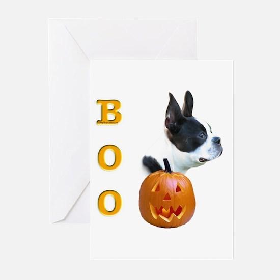 Boston Boo Greeting Cards (Pk of 10)