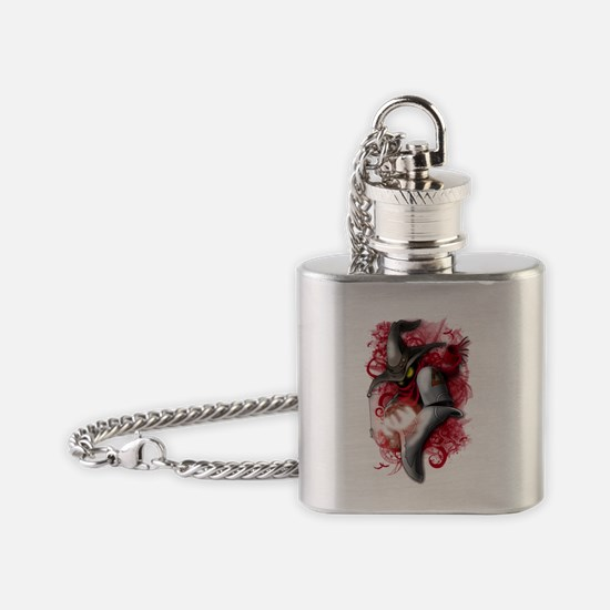 Cool Mage Flask Necklace