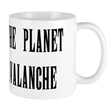 Unique Avalanche Mug