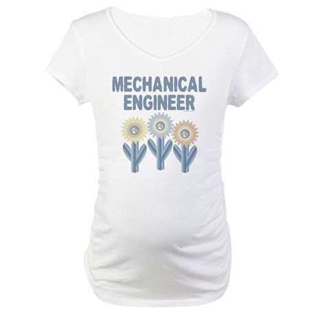 Mechanical Engineer Maternity T-Shirt