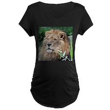 Lion010 Maternity T-Shirt