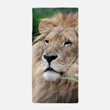 Lion010 Beach Towel